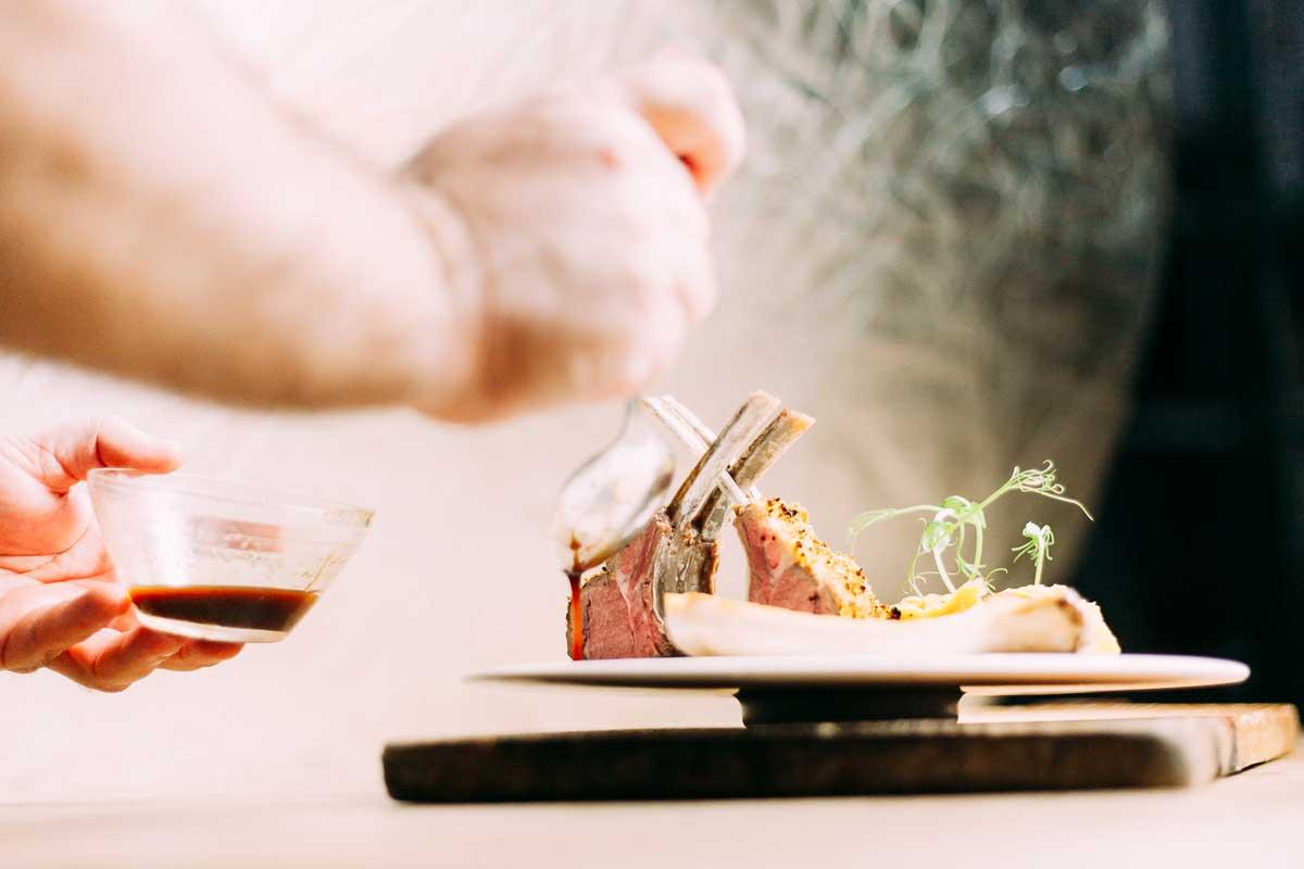 Experiências de Chef