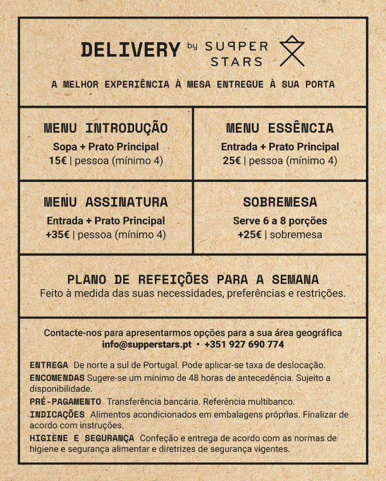 Entrega ao Domicílio no Algarve